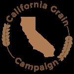 Final California Grain Campaign logo